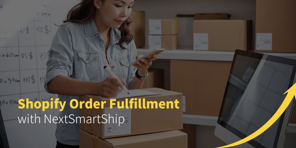 Shopify Order Fulfillment with NextSmartShip