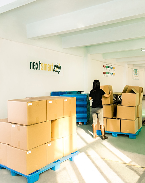 NextSmartShip eCommerce Fulfillment Center