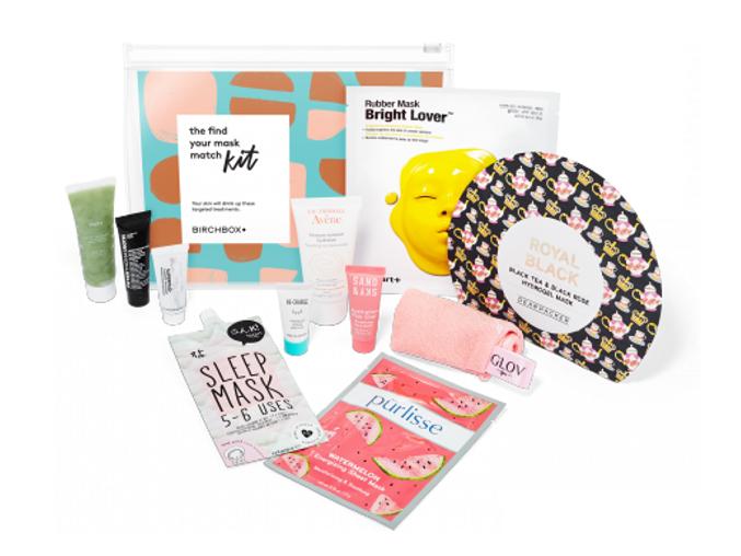 Cosmetics Subscription Box eCommerce