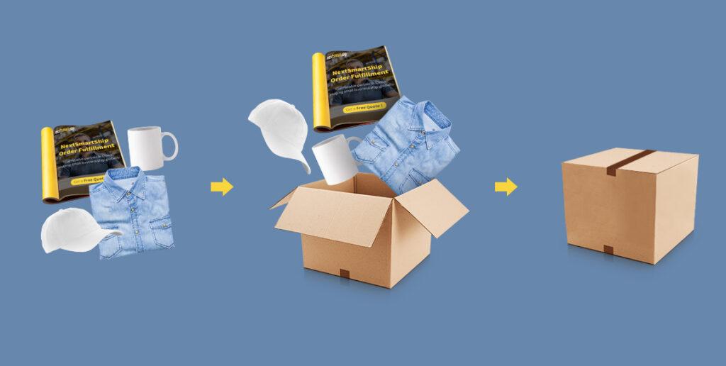 order fulfillment - value added service