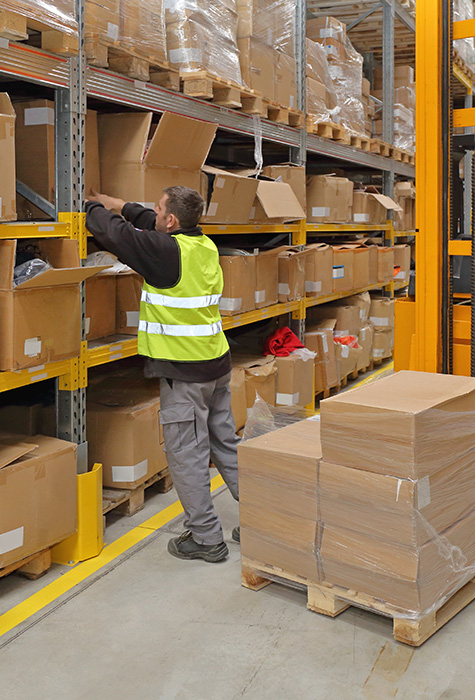 Inventory Management in a Fulfillment Center