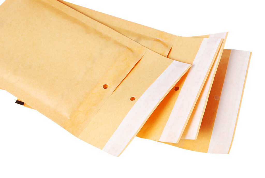 Kraft mailers