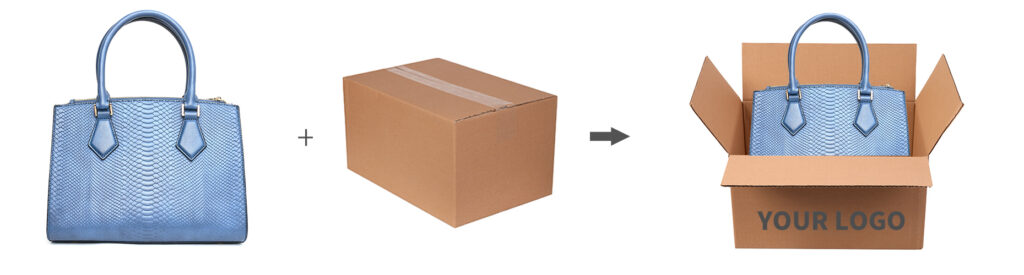 Use printed corrugated boxes to reflect the quality of your brand
